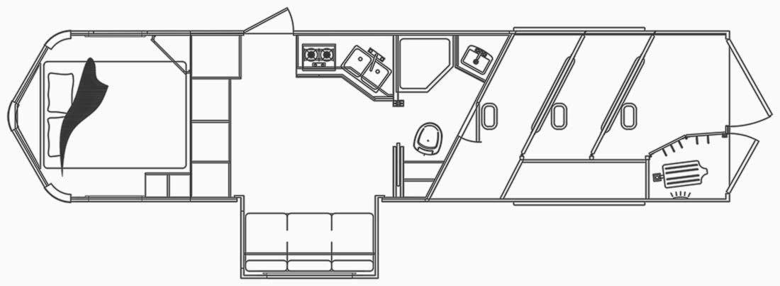 C8X11RK floorplan
