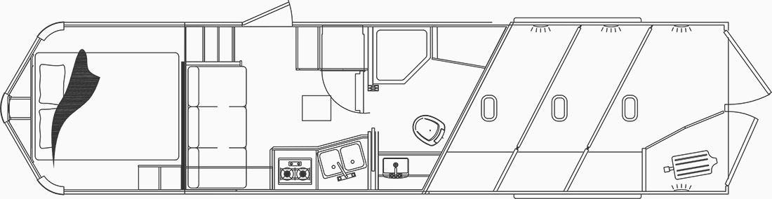C8X11SR floorplan