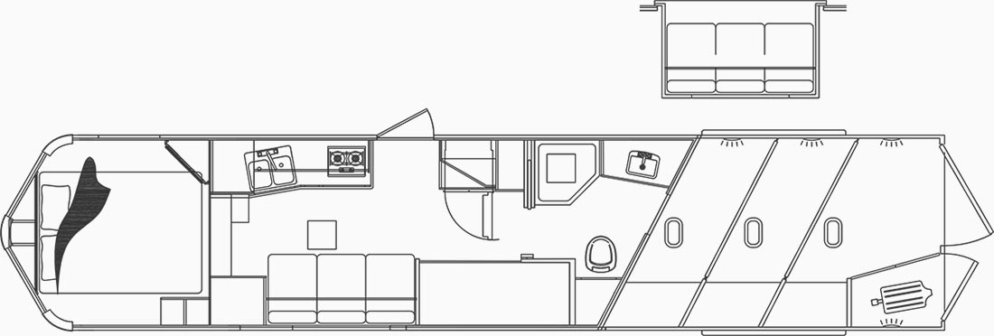 C8X17BB floorplan