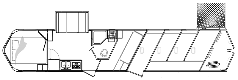 C8X15BB floorplan