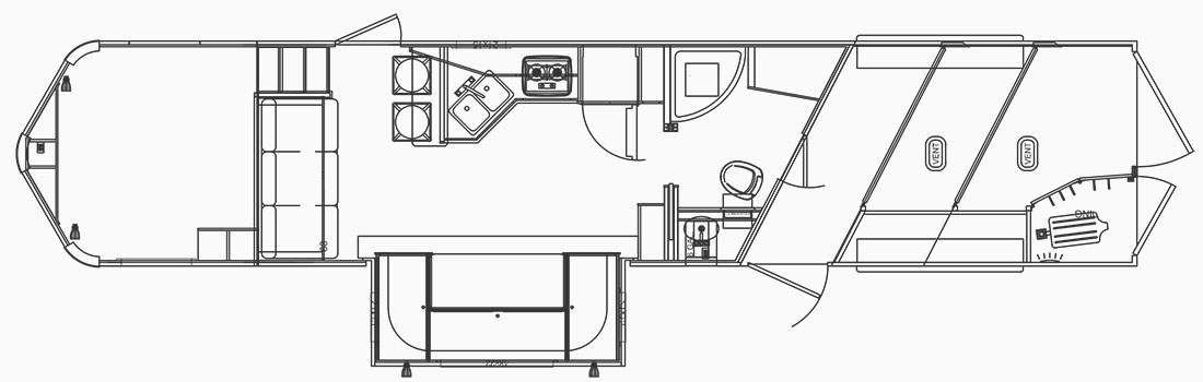C8X17SRB floorplan