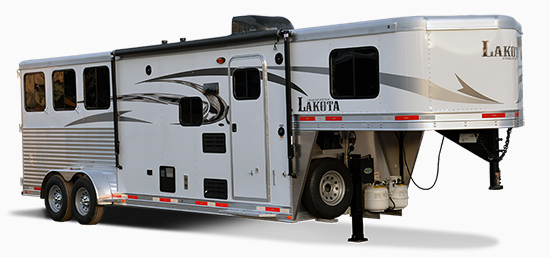 Charger C39 6cu. ft | Lakota Trailers