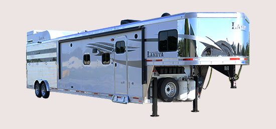 Charger LE8X15 Livestock Edition | Lakota Trailers