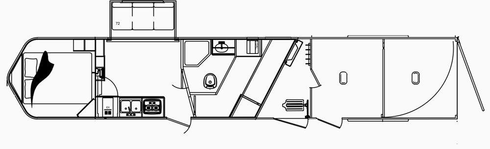 LE81415BB Floor Plan