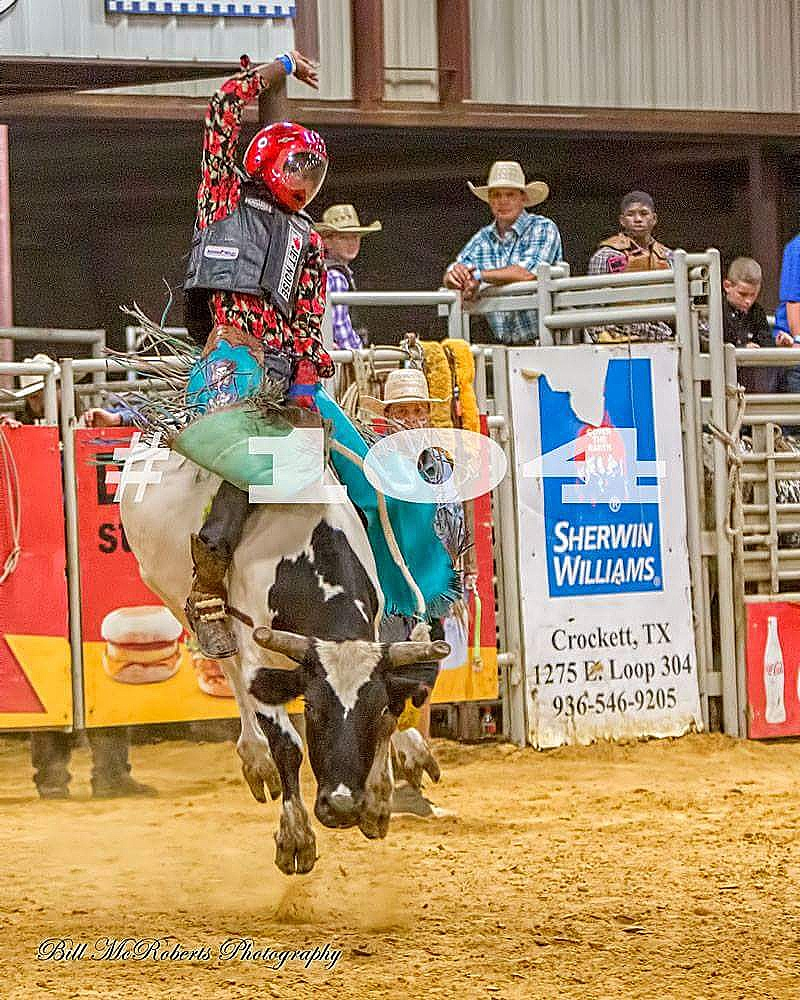 Kenyon Hubbard, Rodeo