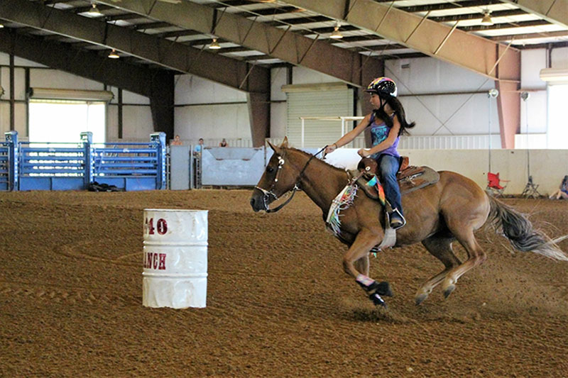 MaryBeth Sullivan, Barrel Racing