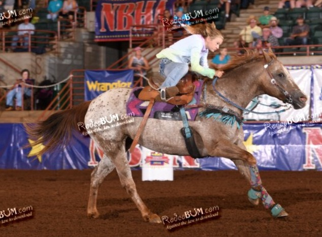 Ann Carol Daniel, Barrel Racing