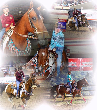 Megan Brackett, Barrel Racing