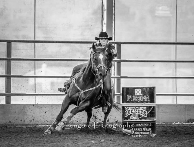 Shaelyn Hart, Rodeo