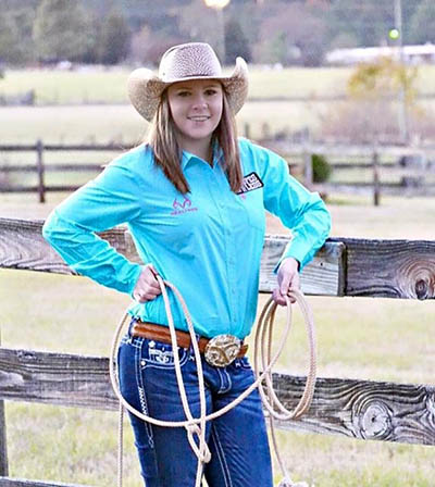 Morgan Massa, Barrel Racing