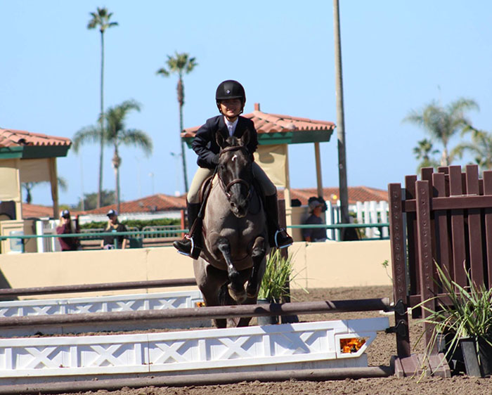 Rachel Chi, Barrel Racing