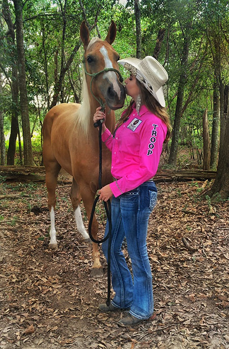 Raelynn Martin, Barrel Racing