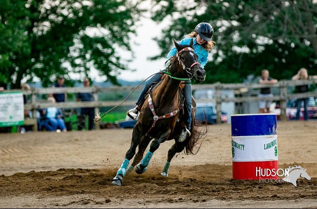 Jayla Telesz, Barrel Racing