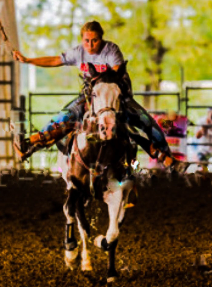Kacey Strouse, Barrel Racing