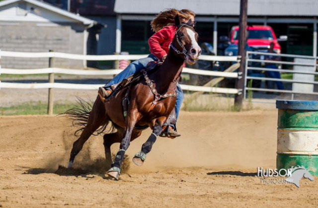 Kara Morra, Barrel Racing