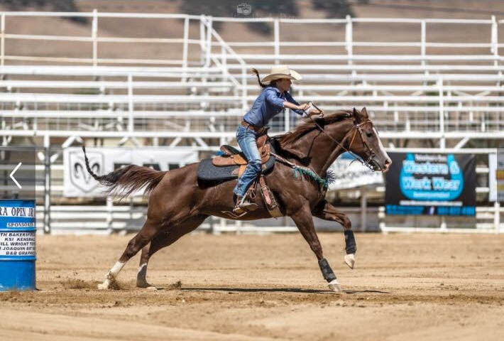 Katelyn Priddy, Barrel Racing