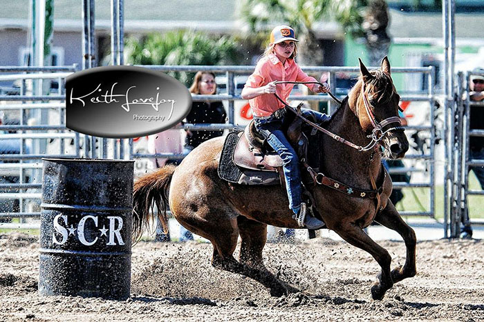 Payton Conly, Barrel Racing