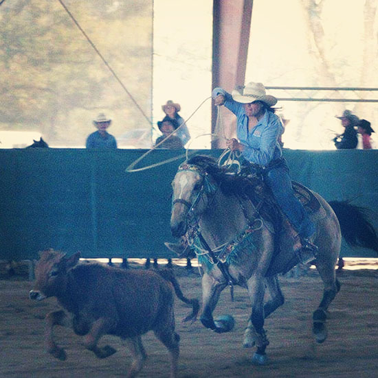 Riley Stuhaan, Barrel Racing