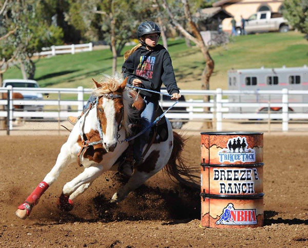 Rylee Haman, Barrel Racing