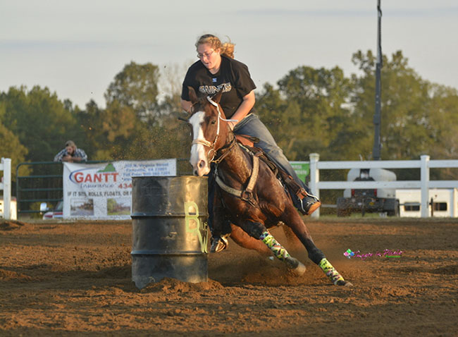 Carli Cardone, Barrel Racing