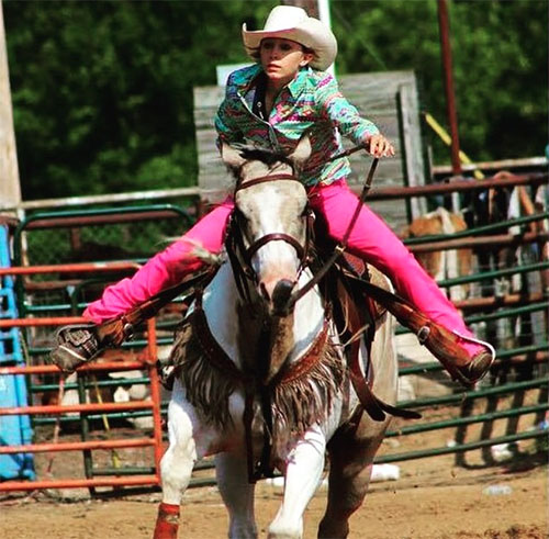 Haley Miller, Barrel Racing