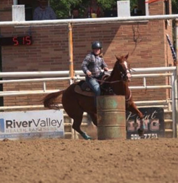Jessa Kester, Barrel Racing