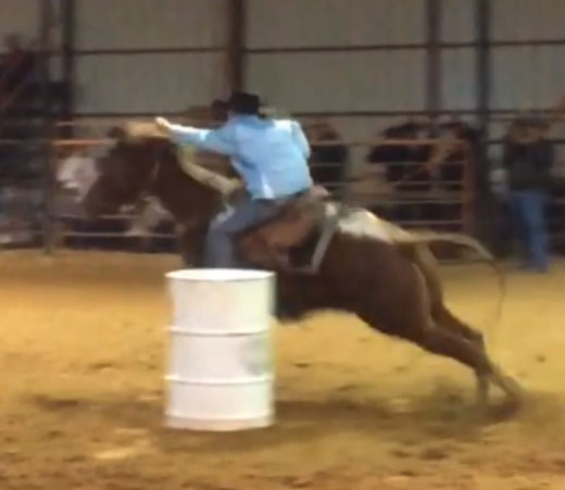 Kylie Stanley, Barrel Racing