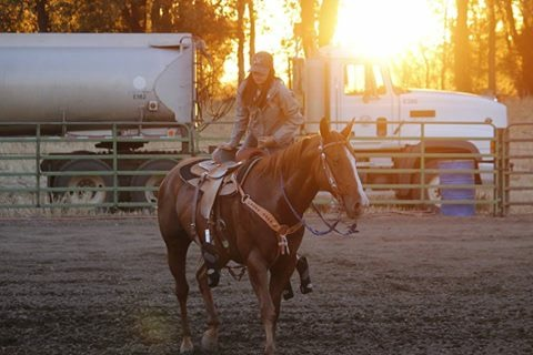 Makayla Miller, Barrel Racing
