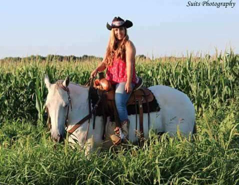 Taylor Rodman , Barrel Racing