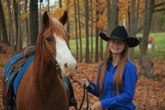Carianne Smith, Barrel Racing