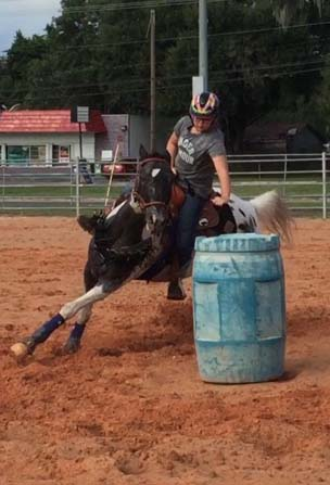 Chaise Faircloth, Barrel Racing