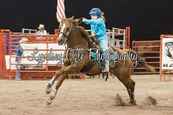 Kylie Jo Rouse, Barrel Racing