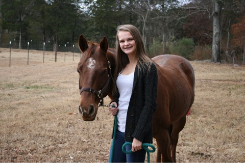 Macie Baker, Barrel Racing
