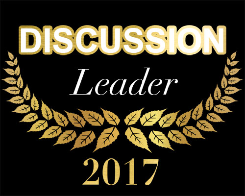 2017 Discussion Leader in the Lakota Young Professionals Award