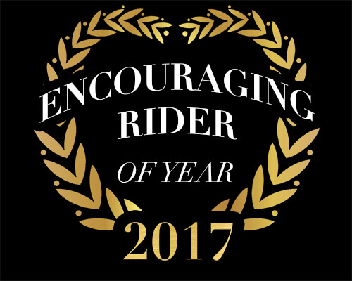 2017 Encouraging Rider of Year in the Lakota Young Professionals Award