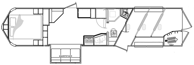 C8415CL floorplan