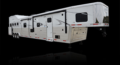 Think BIG with Lakota Bighorn Horse Trailer