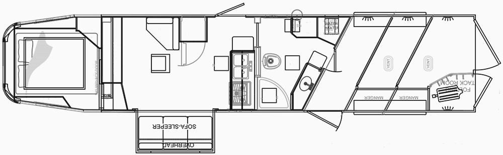BH8X16CL floorplan