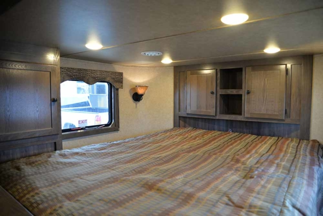 Bedroom C8X15SR | Lakota Trailers