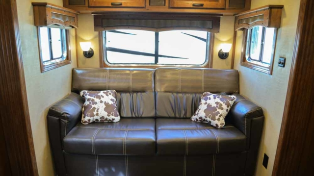 Sofa in Bighorn BH8X11RK | Lakota Trailers