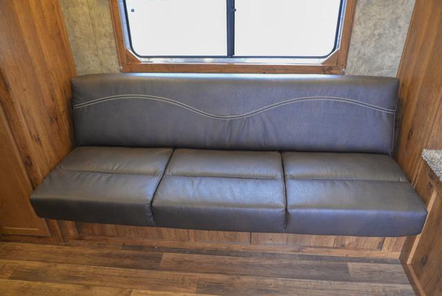 Sofa in a Colt AC8311 | Lakota Trailers