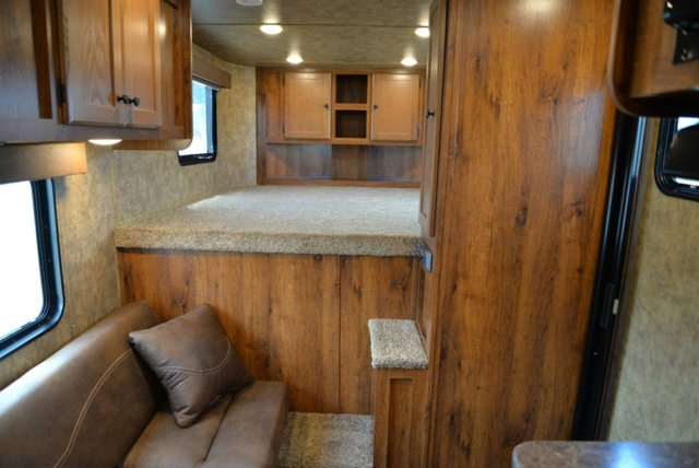 Living Quarters in ACX9 | Lakota Trailers