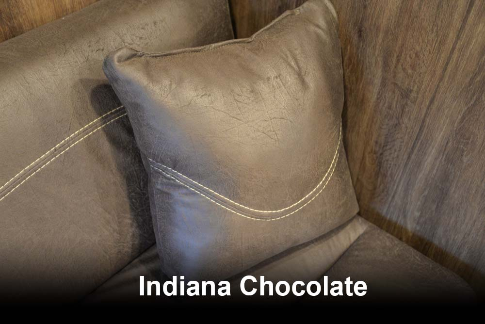 Indiana Chocolate | Lakota Charger Interior