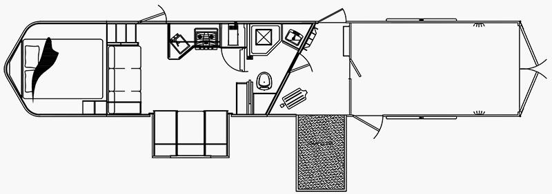 LE8X13 Floor Plan