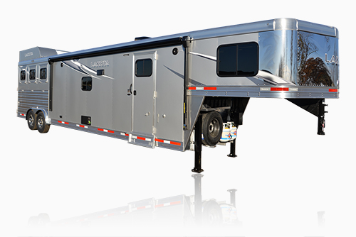Charger Horse Trailer