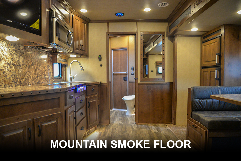 Mountain Smoke Floor | Bighorn Floor Options