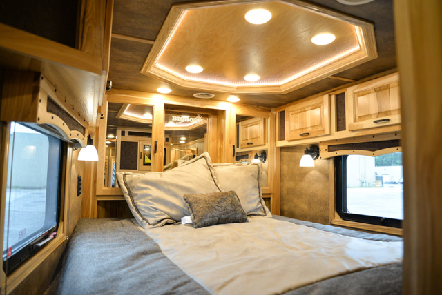 Bedroom In Bighorn Edition BH8X14CE | Lakota Trailers