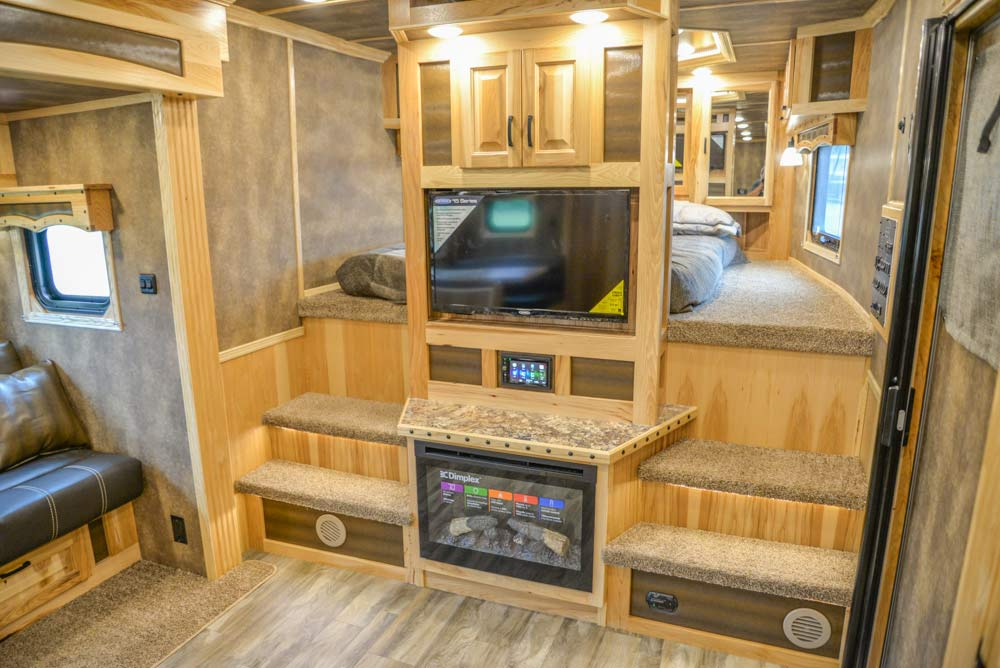 Entertainment Center in BH8X192S | Lakota Trailers
