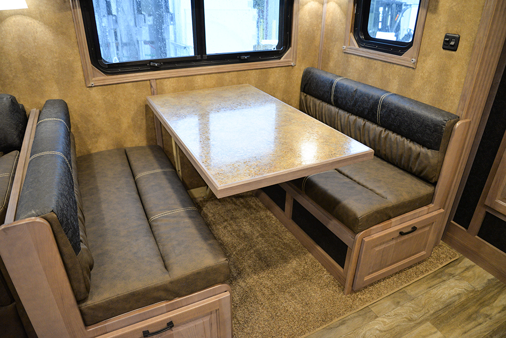 Dream Dinette In Bighorn Edition BH8X17 | Lakota Trailers