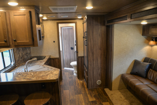 Living Area In Charger C8X13RKB   Lakota Charger